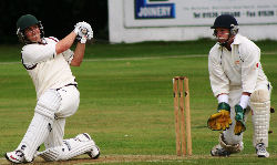 northern league cricket results
